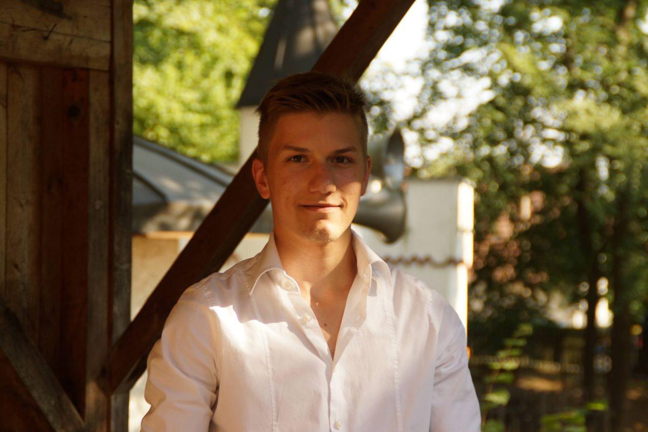 Technikbeauftragter: Johannes Sedlaty