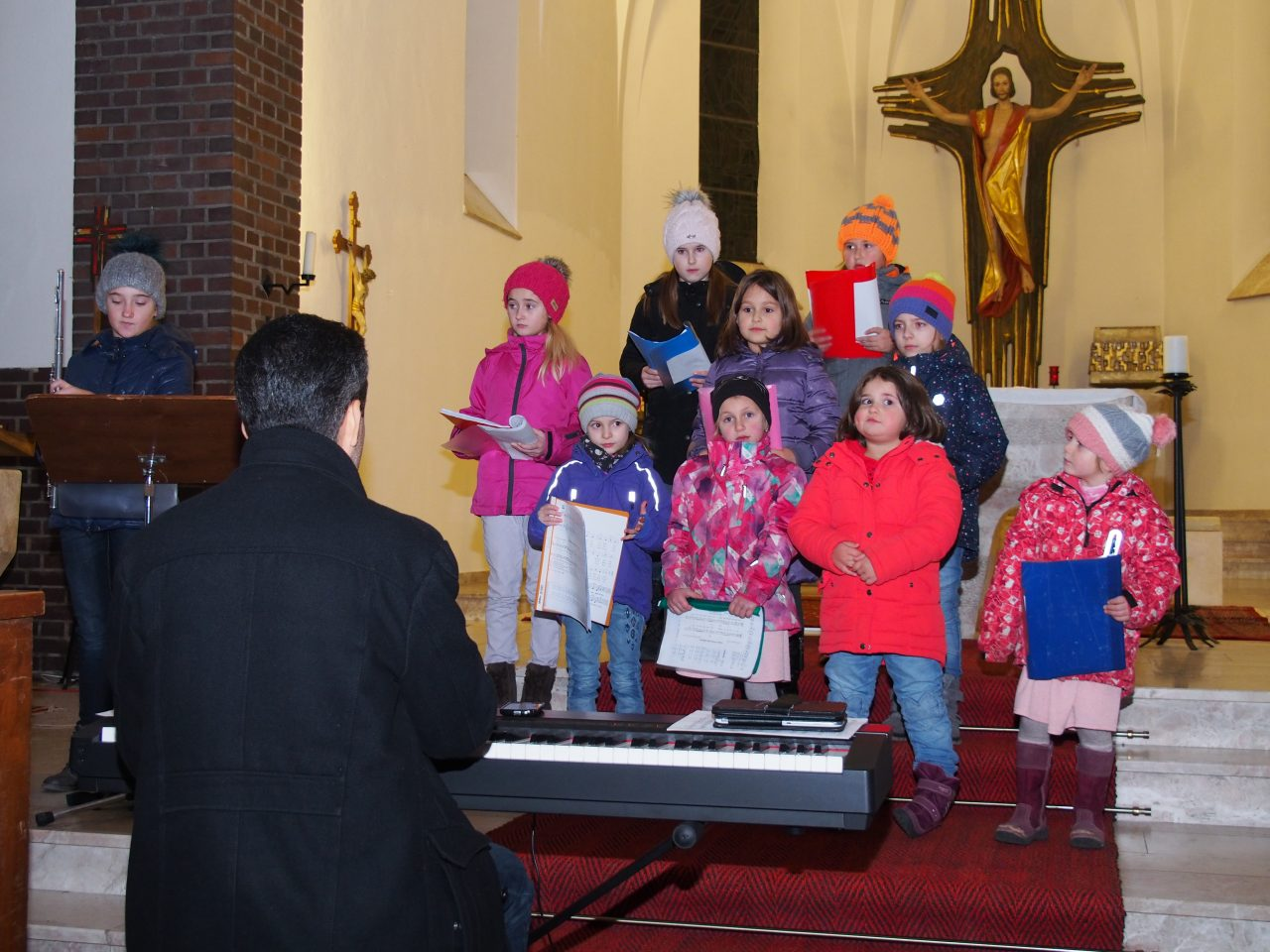 Kinderchor Hl. Geist / St. Michael