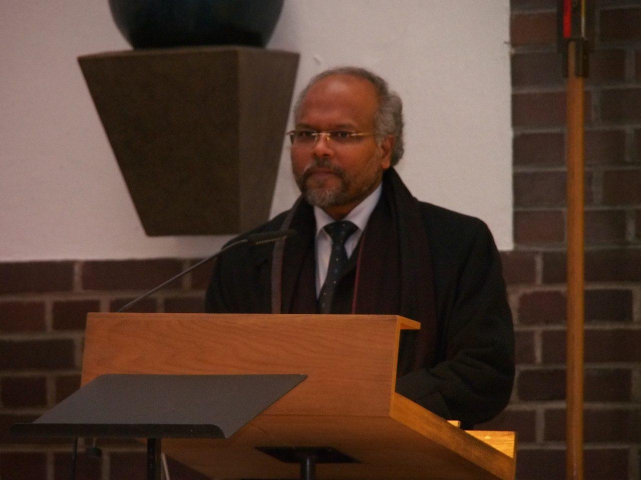 Pfarrer Xavier Parambi