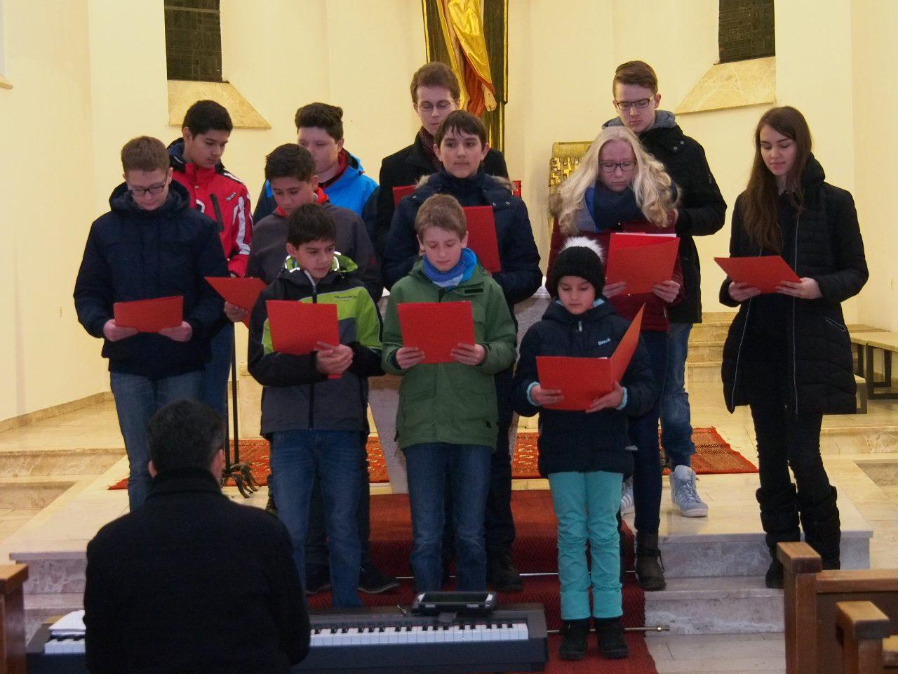 Jugendchor St. Michael