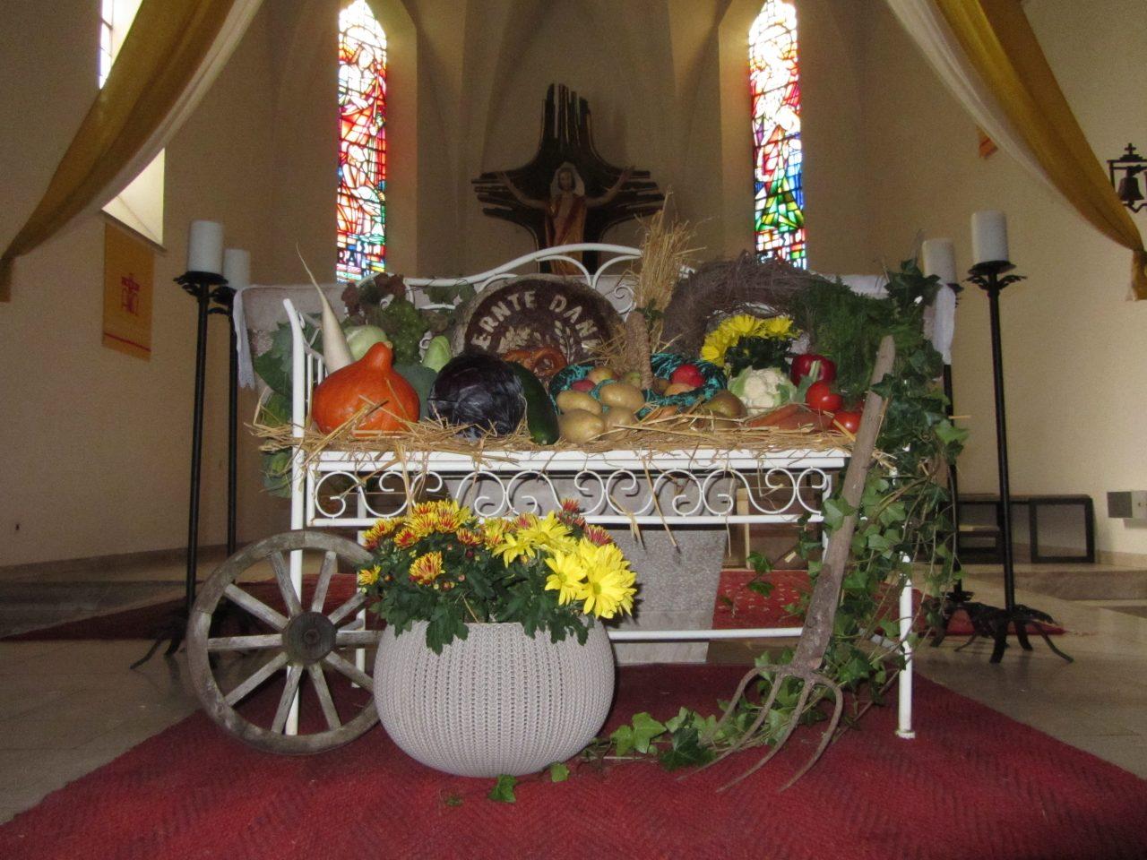 Erntedank St. Michael - 1